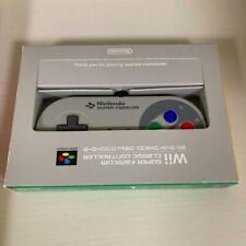 RARE Official Club Nintendo Wii/SNES Classic Controller Super Famicom Retro