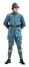 WW1 French army TUNIC ONLY Horizon Blue 44 chest size LARGE
