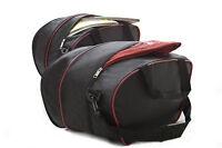 1 Paar Innentaschen für Ducati Multistrada 1200 Motorradkoffer, Seitentaschen