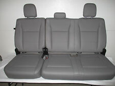 2015-2018 F150 SUPERCREW CAB REAR SEAT GRAY NEW! WHAT A DEAL!!!!!