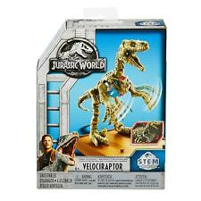 Jurassic World ~ Fossil Strikers ~ Velociraptor Dinosaur Figure