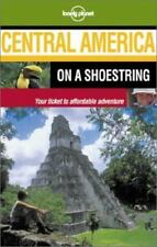Lonely Planet Central America (Lonely Planet Central America on a Shoestring)