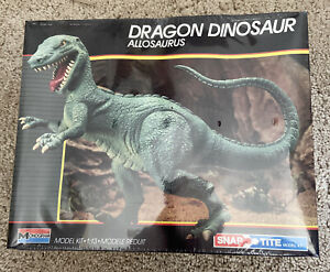 Monogram Dragon Dinosaur. Allosaurus. #6078. 1/13.
