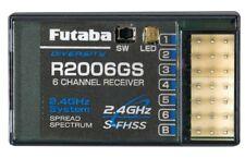 Futaba R2006GS 2.4Ghz S-FHSS 6 Channel Receiver FUTL7606