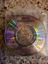 BRUCE SPRINGSTEEN 3 inch CD 1989 Tougher Than The Rest CD3 LIVE