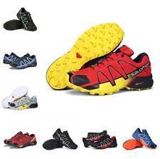 2021 Men'S Speedcross 4 бегового спорта на открытом воздухе пешие прогулки обувь кеды