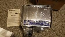 Bradley Hand Dryer - Chrome - Wall Mount - 110V - Model 2921 Commercial