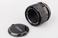 Canon FD Macro 50mm f/3.5 f3.5 S.S.C. SSC Prime Manual Focus Lens, For FD Mount
