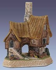 David Winter Cottage THE COPPICER'S COTTAGE #D1027 *NIB* Beautiful Piece*