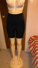 Large Sears Black Panty Style High Waist Long Girdle Cd/Genderfluid/ Tg #185