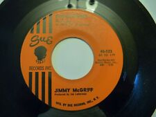 JIMMY MCGRIFF PEOPLE/DISCOTHEQUE USA 45 SUE RECORDS 123 SOUL JAZZ U.S.A.