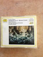 Symphonie n° 6, Gustav MAHLER & 5 Lieder