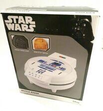 New listing Starwars Waffle maker R2D2 Disney robot New in box breakfast novelty kids