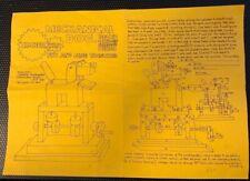 Timber Kits Automata Mechanical Instructions Dog Peter Markey Designs Kit