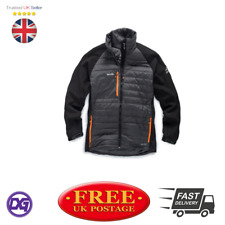 Scruffs EXPEDITION THERMO SOFTSHELL Jacket 3M Thinsulate Lightweight Large