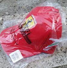 Cappello Ferrari originale rosso di Kimi Raikkonen