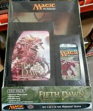 MTG Fifth Dawn Magic The Gathering Sealed Fat Pack Booster packs +