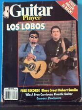 Guitar Player Magazine February 1987