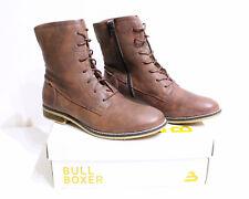 Bullboxer Gr.41 Kurzschaft Stiefel Stiefelette, Echt Leder