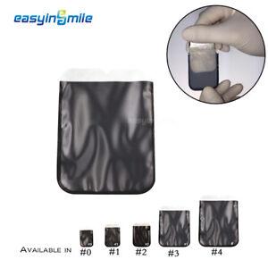 100PC EASYINSMILE Dental X-Ray Barrier Envelopes for Phosphor Plate High Quality