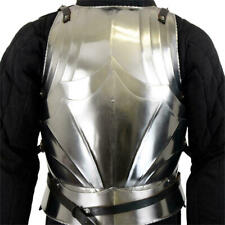 Gothic Armor Cuirass 16 Ga Steel Armor jacket/ breastplate/ Ches