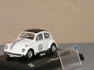 PROMOTION : VW COCCINELLE BEETLE CHOUPETTE OLIEX 1/43 Ref 251PND