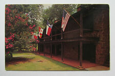 Nacogdoches Texas Old Stone Fort Flags S.F. Austin College – c991