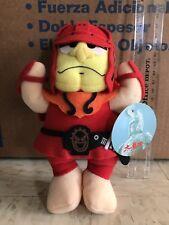 DAIMAJIN Plush Doll Red TAKARA / JUN PLANING - kaiju godzilla gamera