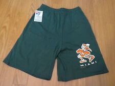 Miami Hurricanes Shorts (VTG) - 1990s Classics by the Game - Men's XL (NWT)