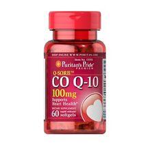 COENZYME Q-10 100mg 60 PERLES PURITANS À tes souhaits Coeur Cardiovasculaire