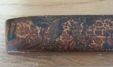 19th Century Antique Islamic Persian Signed Qajar Qalamdan Pen Pencil Box
