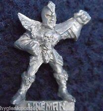1994 DARK ELF Bloodbowl 3rd Edition lineman 3 Citadel FANTASY Elven giocatore di squadra