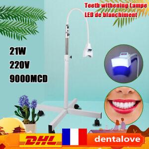 Blanchiment Lampe De Dentaire Mobile LED Bleachi Dentaire Accelera Lumière Bleue