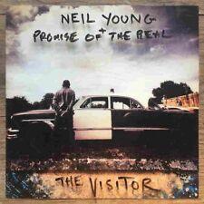 """Neil Young + promesa de la verdadera el visitante Reprise Records 93624909I9 2x12"""""""