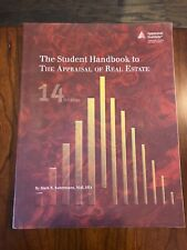 The Student Handbook to the Appraisal of Real Estate by Mark R. Rattermann