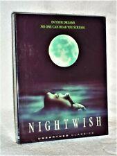Nightwish (Blu-ray, 1989) NEW Brian Thompson Jack Starrett Robert Tessier
