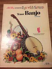 Mel Bay Presents Fun With Strums Tenor Banjo 1975