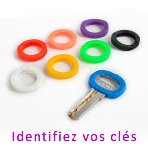 Protege cle en caoutchouc cover cap clef capuchon couvre clé lot de 1 à 10