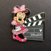 HKDL - Minnie Mouse with Clapboard Disney Pin 117920