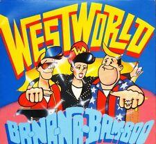 "WESTWORLD banana bamboo/cheap n nasty BOOM 2 uk rca 1987 7"" PS EX/EX"