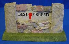 BEST OF BREED RETAIL ADVERTISING SIGN WALL - NATURECRAFT ORIGINAL ENGLISH MADE