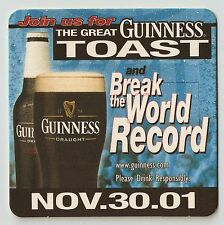 16 Guinness The Great Guinness Toast  Beer Coasters