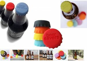 silicone bottle top cap tops drinks fizzy safety dad spill caps festival party