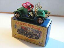 MATCHBOX  Y 2 RENAULT 1911 MIB  NEUF BOITE