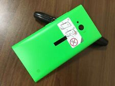 A+ Rear Panel Battery Back Door Cover For Nokia Lumia 730 Dual SIM RM-1040 Green