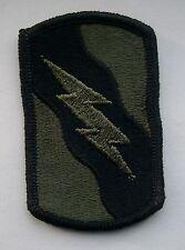USA Army 155th Armoured Brigade Shoulder Patch.