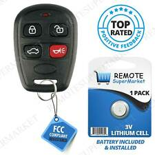 Replacement for Kia 2004-2006 Spectra Remote Car Key Fob Keyless Entry 210