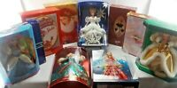 Mattel Barbie Dolls Collectors Edition Disney Classique Coca Cola Lot Of 10