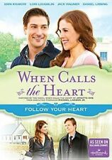 When Calls Heart Follow Your Heart - DVD Region 1