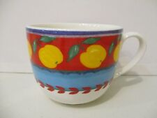 "VISTA ALEGRE APPLES BREAKFAST CUP (no saucer) - 3 5/8""  1308I"